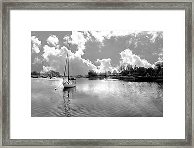 Perfect Combination Framed Print