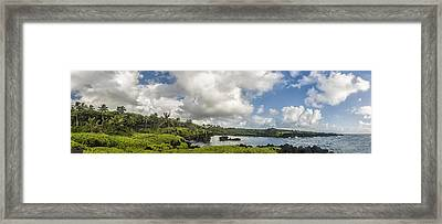 Perfect Day Framed Print by Jon Glaser