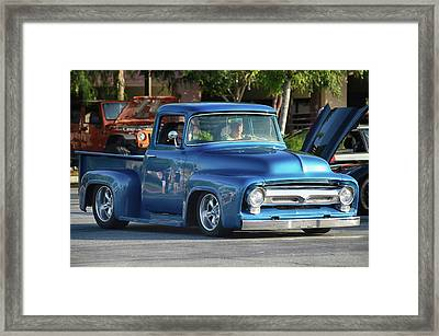 Perfect Ford Truck Framed Print