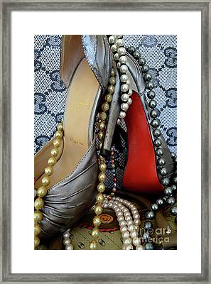 Perfect In Colors Framed Print