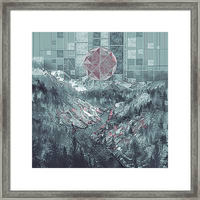 Perfect Nature Framed Print