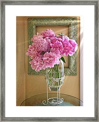 Perfect Picture Framed Print
