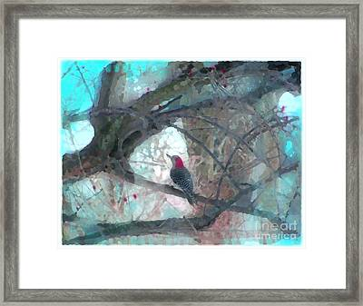 Perfect View Framed Print by Gina Signore