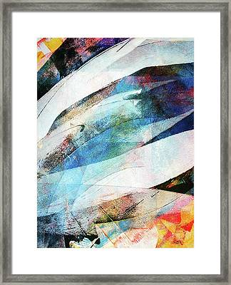 Perfect Wave Framed Print