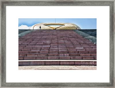 Performing Arts II  Framed Print by Chuck Kuhn