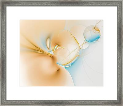 Perfume Compositions Framed Print