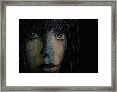 Periode Bleue Framed Print by Paul Lovering