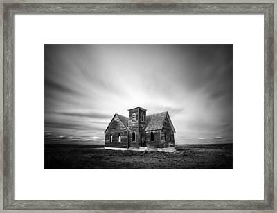 Perished Parish Framed Print by Todd Klassy