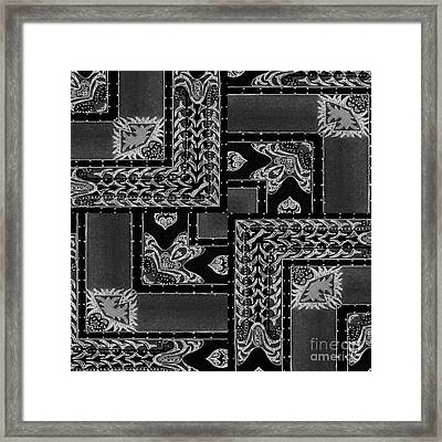 Perpetua Framed Print by Mindy Sommers