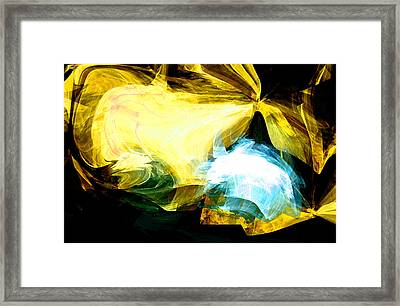 Perpetual Framed Print by Nathan Weeks