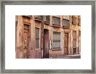 Perpignan France Framed Print by Colin and Linda McKie