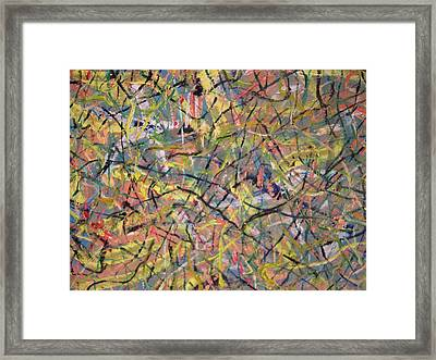 Persecution Framed Print by Biagio Civale