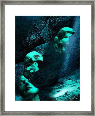 Persistence Of Moments Framed Print by Chad Glass