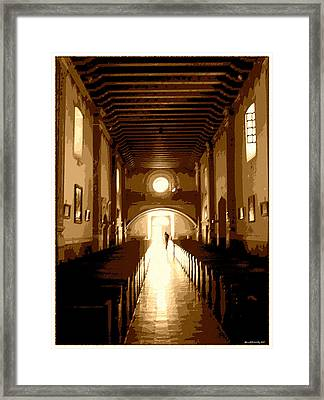 Personal Sanctuary Framed Print by Glenn McCarthy Art and Photography
