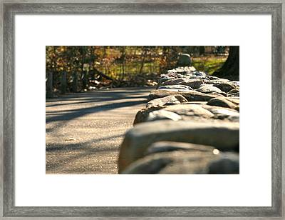 Perspective 2 Framed Print by Robert Joseph