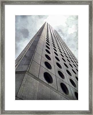 Framed Print featuring the photograph Perspective by Blair Wainman