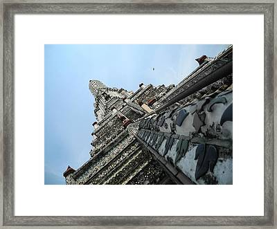 Perspective Of Religion Framed Print