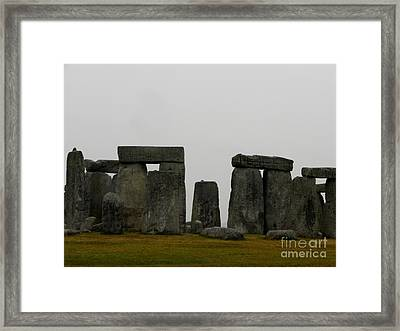 Perspective Framed Print by Priscilla Richardson