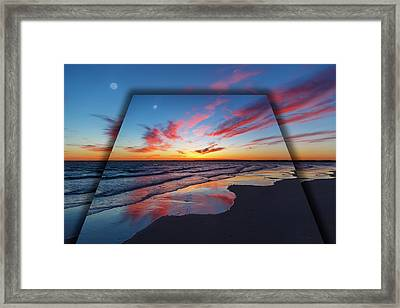 Perspectives  Framed Print by Betsy Knapp