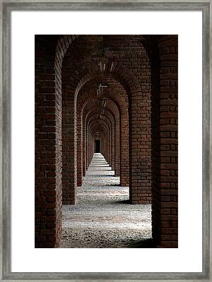 Perspectives Framed Print