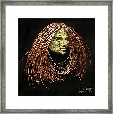 Perspicacious Framed Print by Adam Long