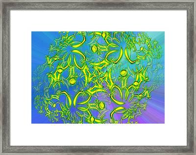 Persuasion Framed Print