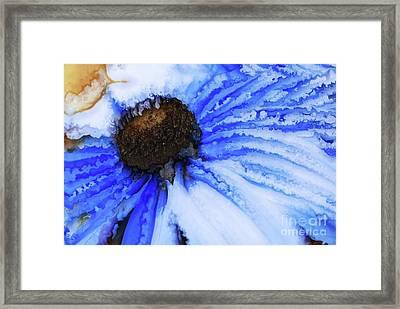 Petales En Ciel - 02a Framed Print by Variance Collections