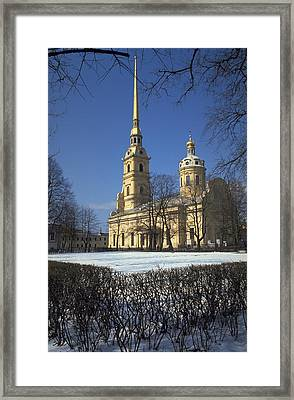 Photograph - Peter And Paul Cathedral by Travel Pics