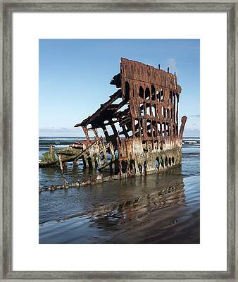 Peter Iredale 6288 Framed Print