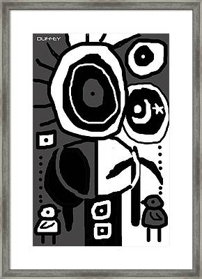Petro 1 Framed Print