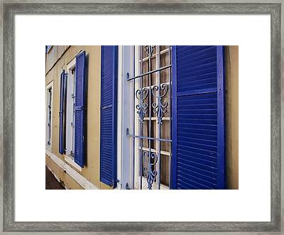 Petronia Street Framed Print by JAMART Photography