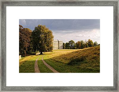 Framed Print featuring the photograph Petworth Landscape by Michael Hope
