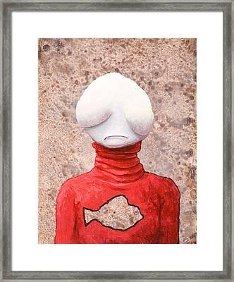 Petz Framed Print by Ethan Harris
