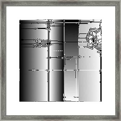 Pgpomacm Framed Print by Qq Qqq