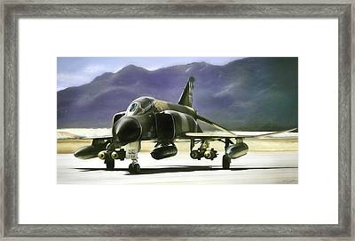 Phantom Memories Framed Print by Peter Chilelli