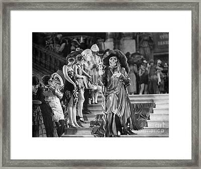 Phantom Of The Opera, 1925 Framed Print