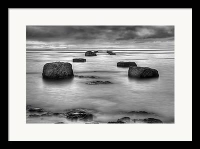 Ocean Photographs Framed Prints