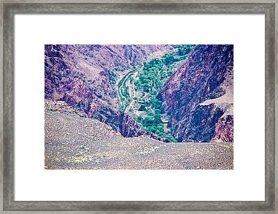 Phantom Ranch Framed Print