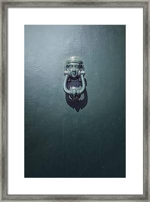 Pharaoh Framed Print by Joana Kruse