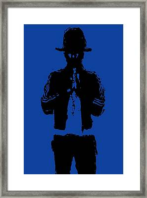 Pharrell Williams 2e Framed Print