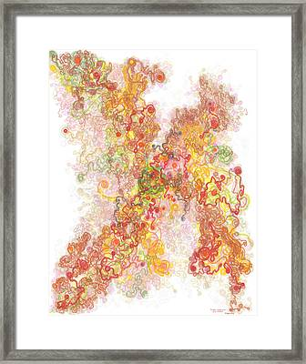 Phase Transition Framed Print