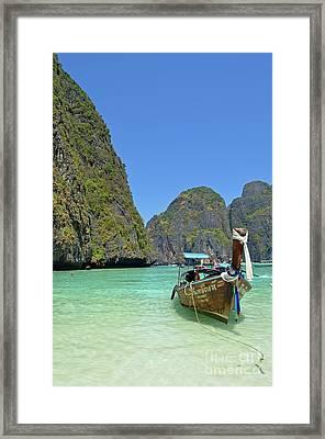 Phi Phi Islands 3 Framed Print