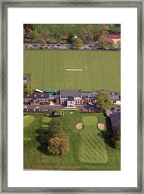 Philadelphia Cricket Club St Martins Framed Print