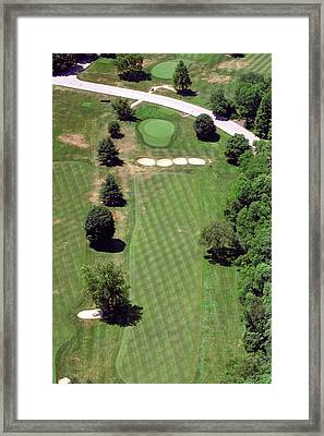 Philadelphia Cricket Club St Martins Golf Course 3rd Hole 415 West Willow Grove Ave Phila Pa 19118 Framed Print