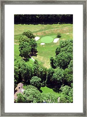Philadelphia Cricket Club St Martins Golf Course 5th Hole 415 W Willow Grove Ave Phila Pa 19118 Framed Print