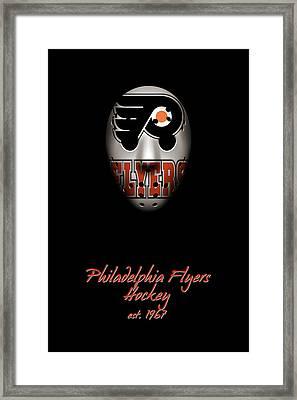 Philadelphia Flyers Established Framed Print