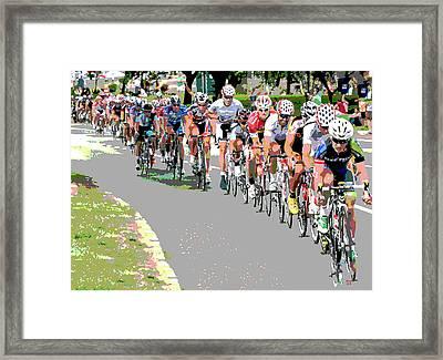 Philadelphia International Championship Framed Print