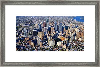 Philadelphia Rittenhouse Squarea 0471 Framed Print