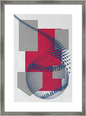 Philadephia Phillies Art Framed Print