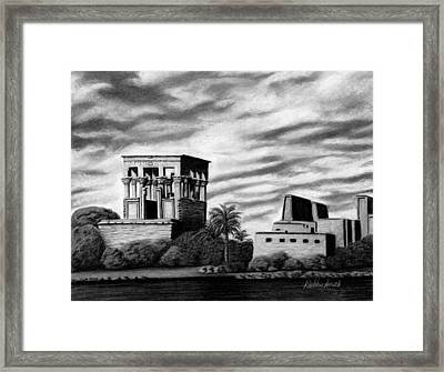 Philae Framed Print